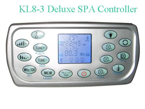 KL8-3 Control Panel for SPA Hot Tub Pool